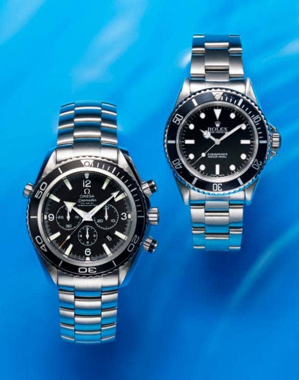 ebay luxury watches online