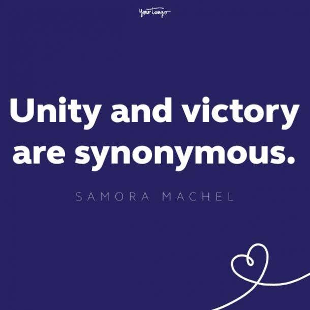 samora machel unity quote