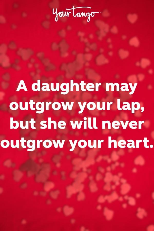 valentines day quote for daughter