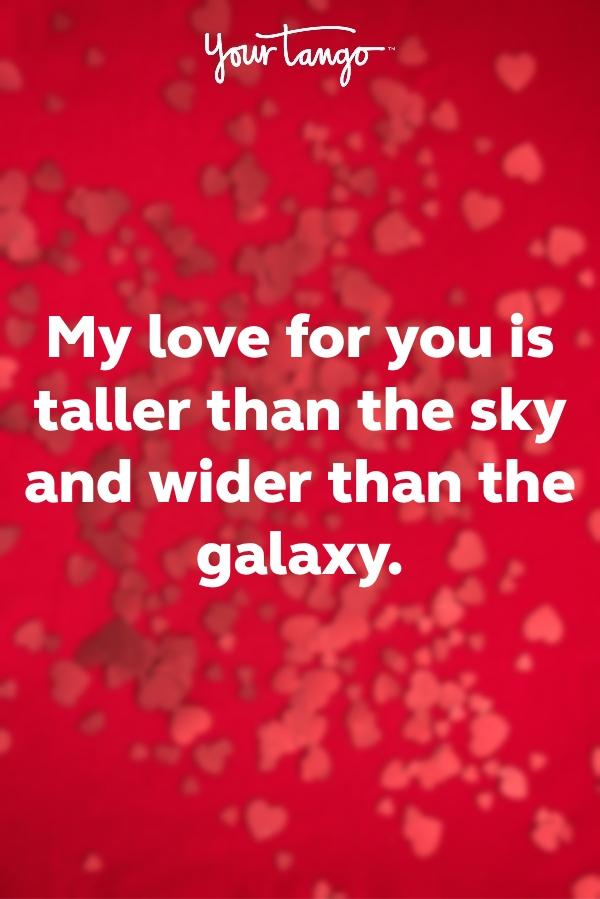 valentine's day quote for son