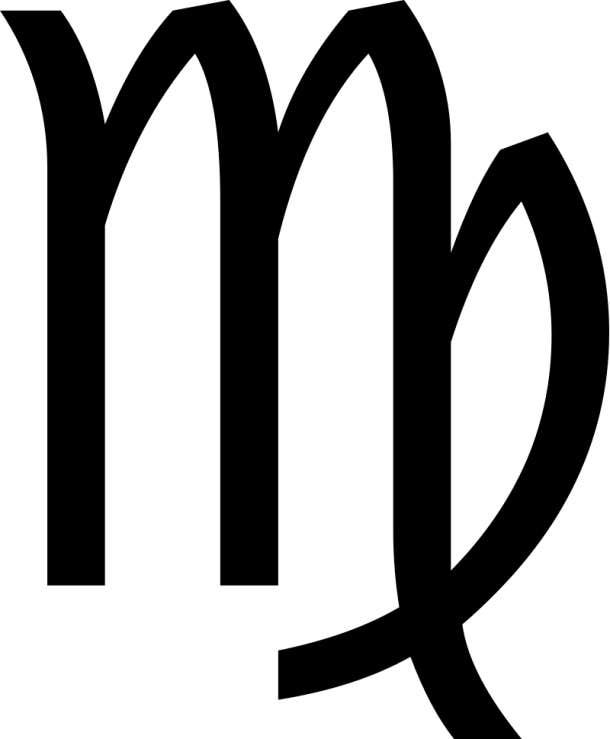 virgo glyph