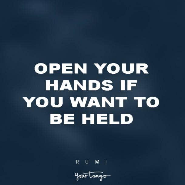 Rumi vulnerability quotes