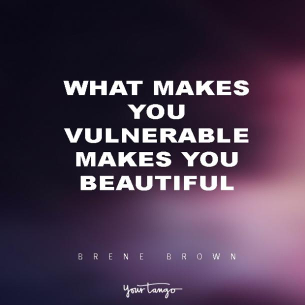 Brene Brown vulnerability quotes