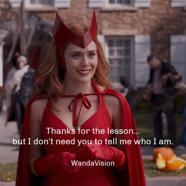 wandavision quotes