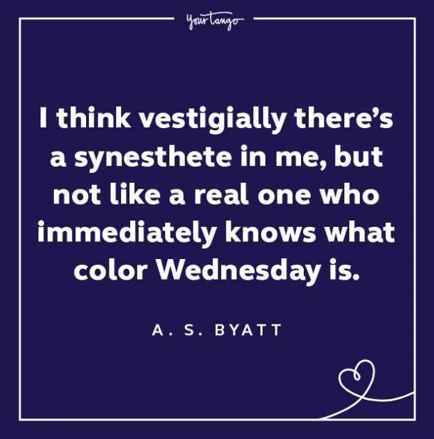 a s byatt wednesday quote