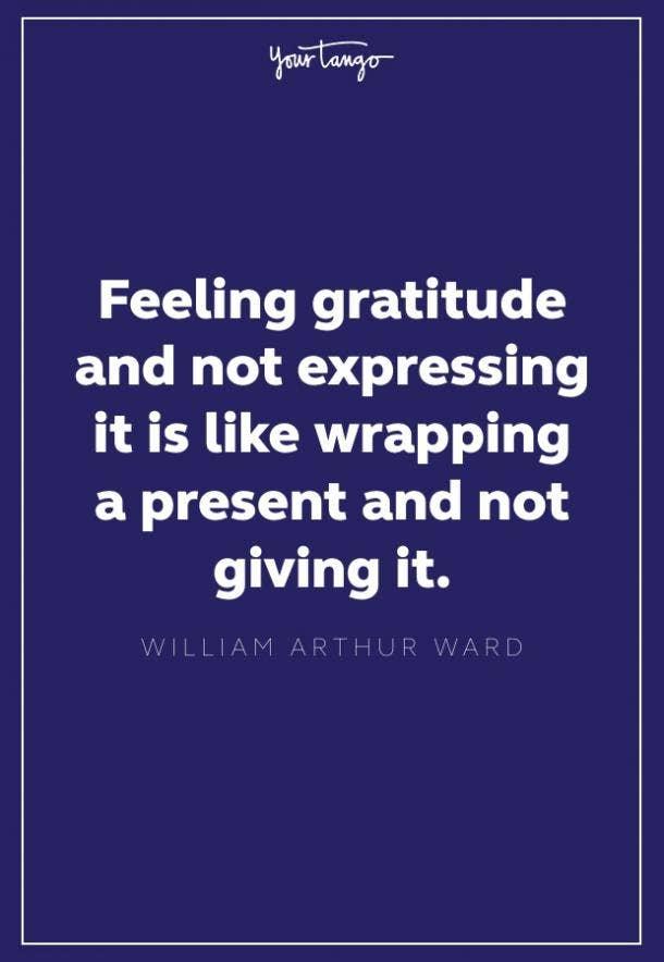 William Arthur Ward thankful quotes