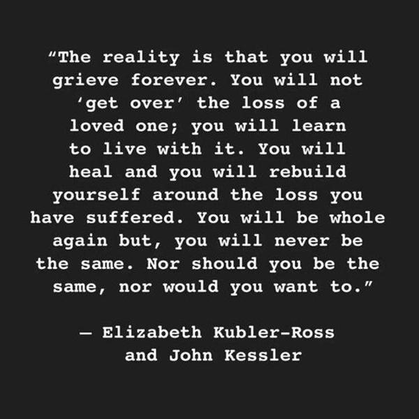 Grief Loss Quotes