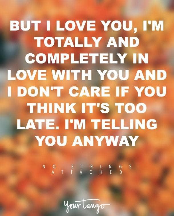 Natalie Portman i love you quote