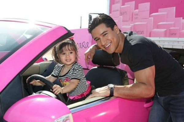 Actor & Host Mario Lopez