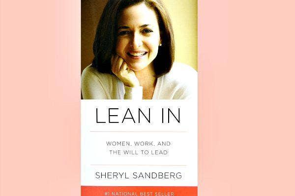 24. Lean In by Sheryl Sandberg