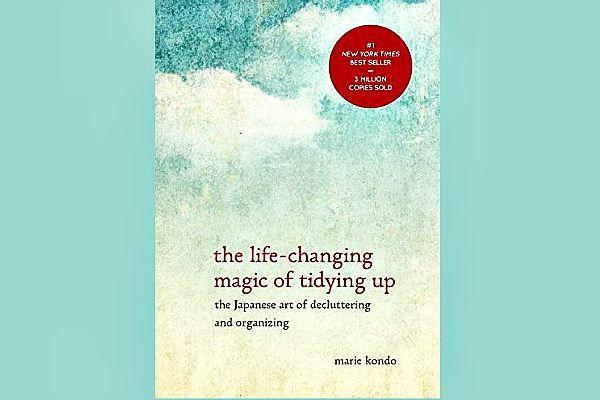 25. The Life-Changing Magic of Tidying Up by Marie Kondo