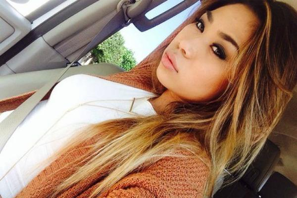 American Idol and Glee's Jessica Sanchez