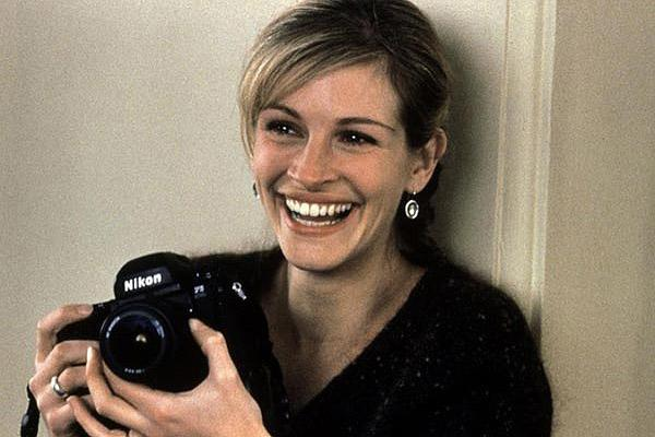 julia roberts smile camera