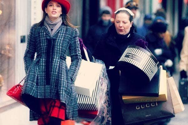 Blair shopping