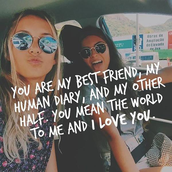 BFF friendship quotes