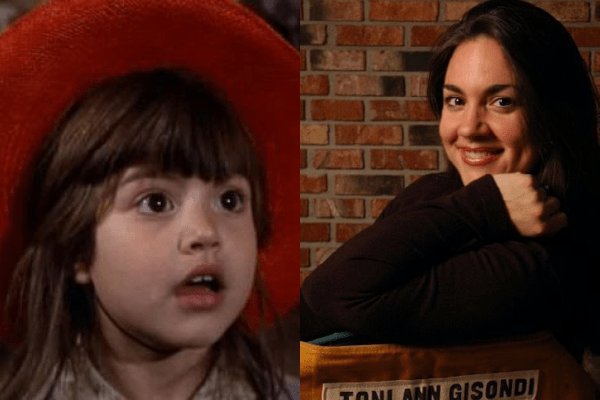 Molly (Toni Ann Gisondi)