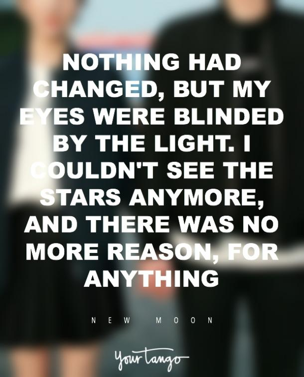 Stephenie Meyer romantic love quote