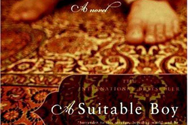 3. A Suitable Boy by Vikram Seth