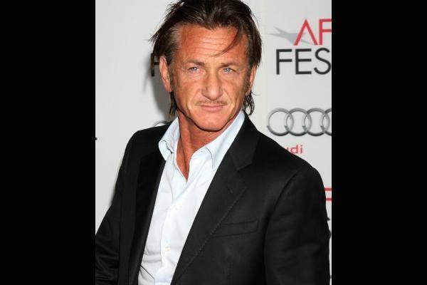 3. Sean Penn