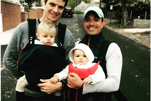 3. Two hot dads
