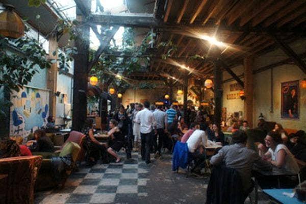 international date night bar