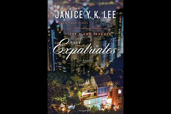 4. The Expatriates by Janice Y. K. Lee