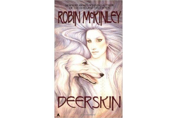 4. Deerskin by Robin McKinley