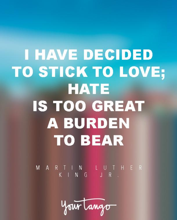 Martine Luther King Jr. Love Quotes