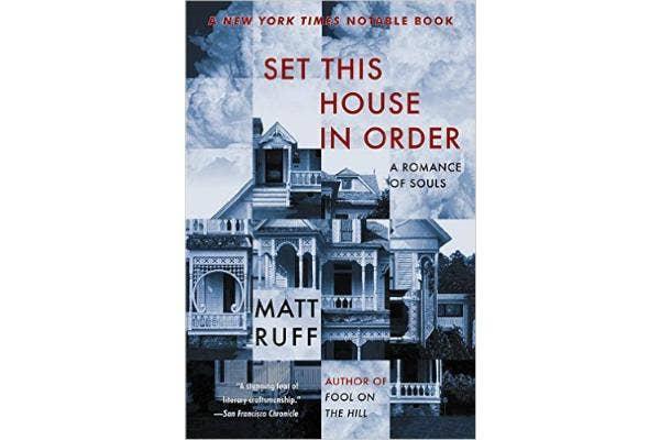 5. Set This House in Order by Matt Ruff