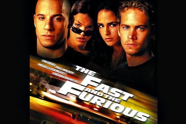 5. The Fast and the Furious