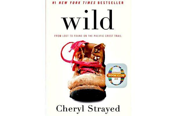 5. Wild by Cheryl Strayed