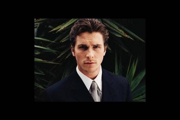 5. Christian Bale