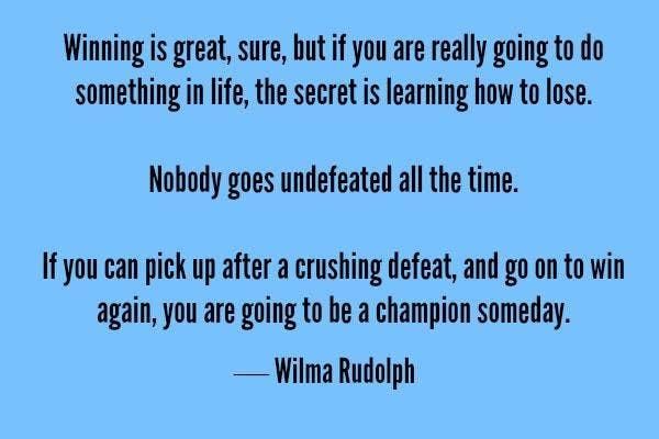 5. Wilma Rudolph