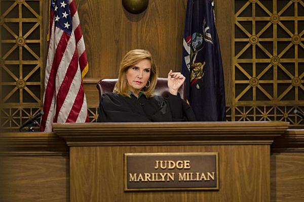 Judge Marilyn Milian on The People's Court