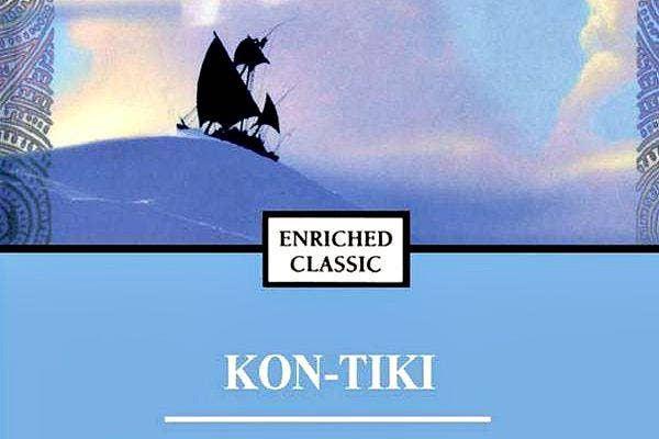 6. Kon-Tiki by Thor Heyerdahl