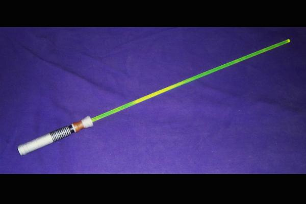 6. Star Wars lightsaber