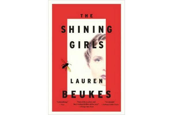 7. The Shining Girls by Lauren Beukes