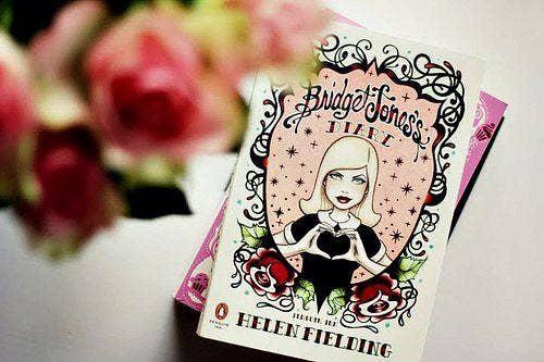 7. Bridget Jones' Diary by Helen Fielding