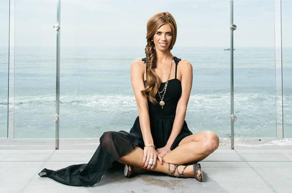 The Real Housewives of Orange County's Lydia McLaughlin