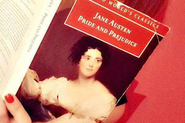 8. Pride and Prejudice by Jane Austen