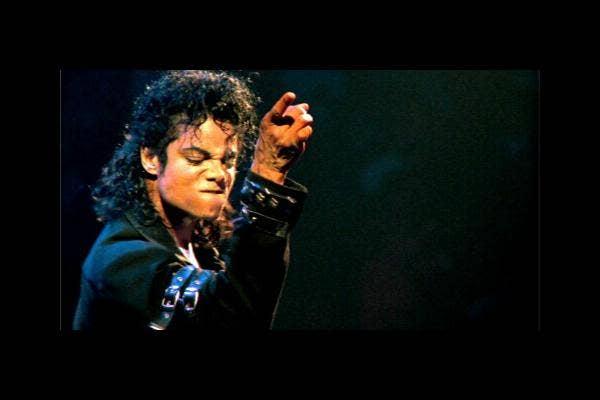 9. Michael Jackson