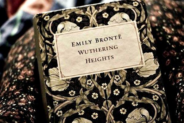 9. Wuthering Heights by Emily Bronte
