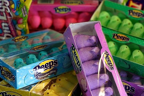 The 1990s were a big year for Peeps.