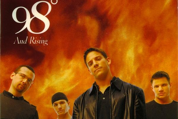 98 Degrees from And Rising