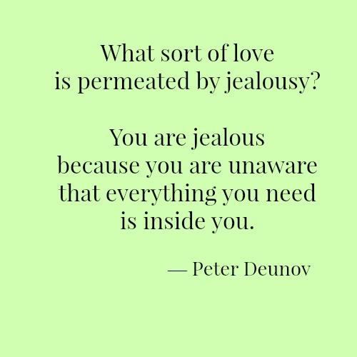 9 Jealously Quotes Thatll Help You Deal With Jealous People Deni