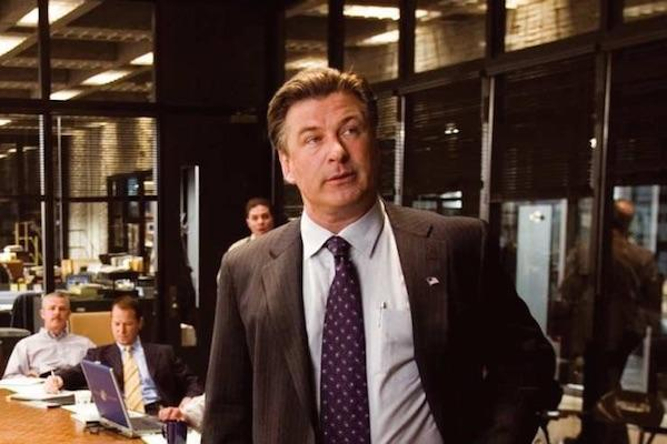 Alec Baldwin from The Departed