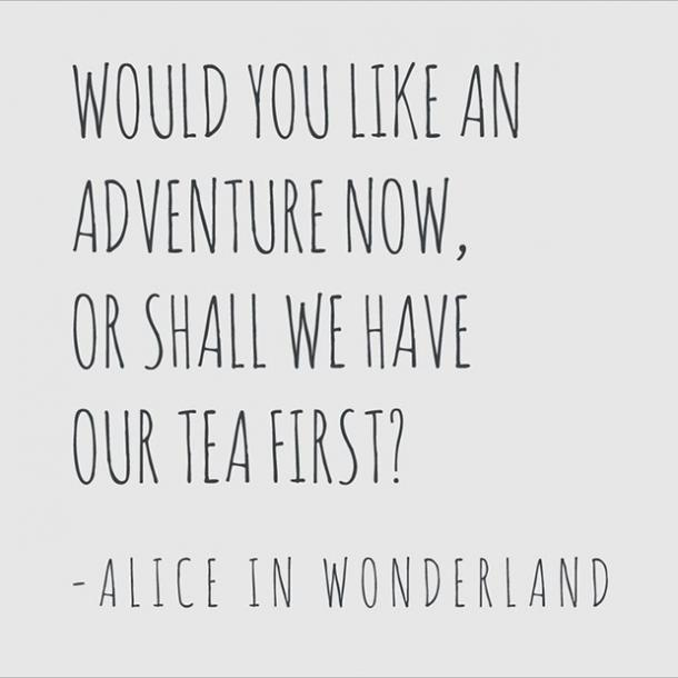 Image of: Entirely Bonkers 21 Of The Best Inspirational alice In Wonderland Quotes About Life Yourtango Yourtango 21 Of The Best Inspirational alice In Wonderland Quotes About Life