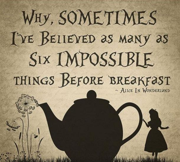 21 Of The Best Inspirational Alice In Wonderland Quotes About Life