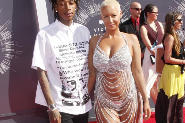 Amber Rose Nearly Nude