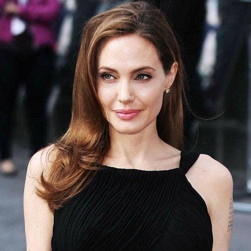 Angelina Jolie pansexual celebrities